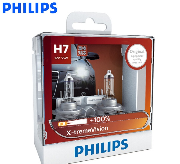 PHILIPS X-treme Vision Plus 130%