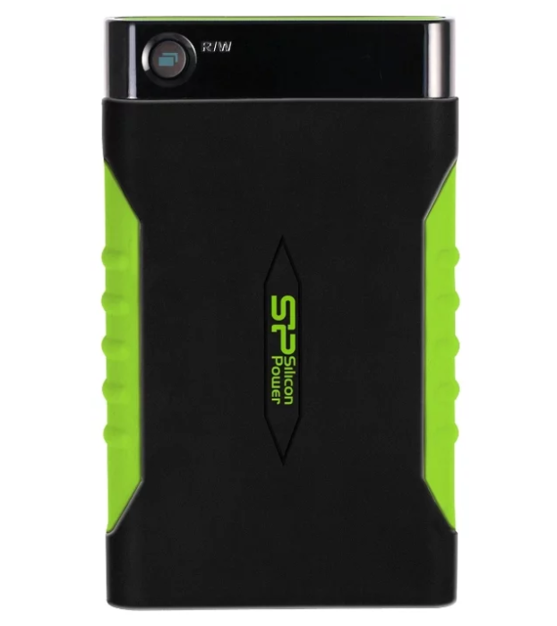 Silicon Power Armor A15 1TB Black/Green