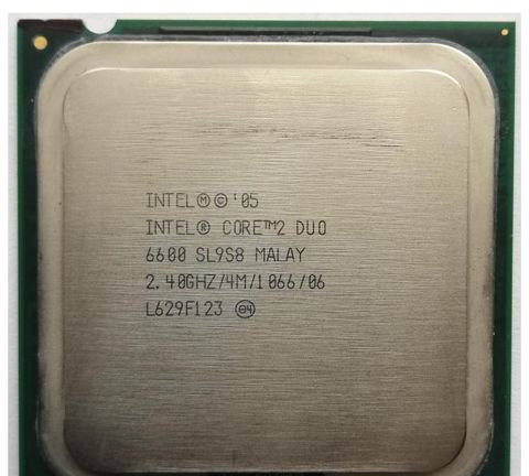 Intel Core 2 Duo E6600 Conroe
