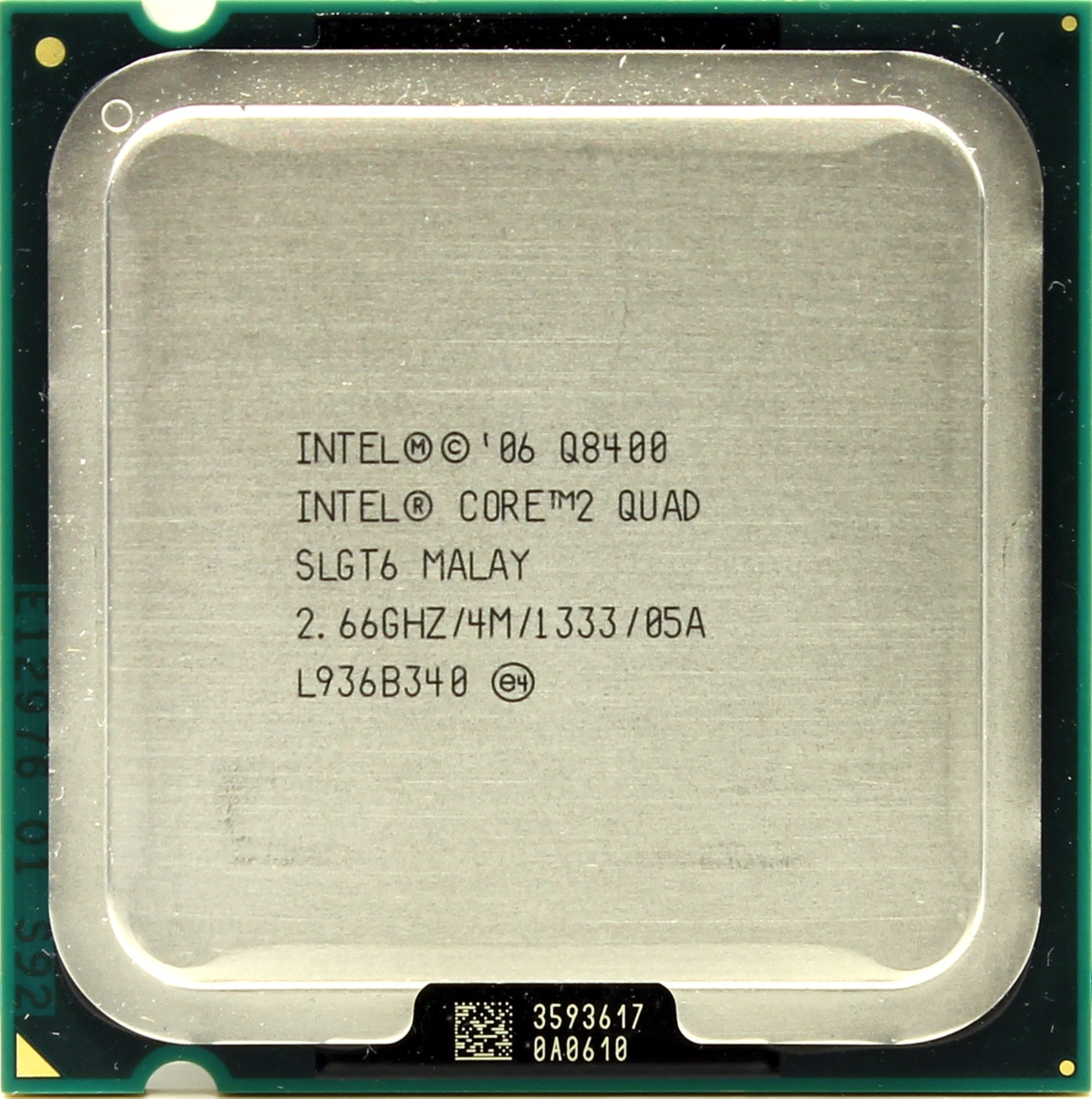 Intel Core 2 Quad Q8400 Yorkfield