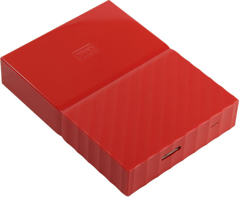 Western Digital Me Passport 4 TB (WDBUAX0040B) фото
